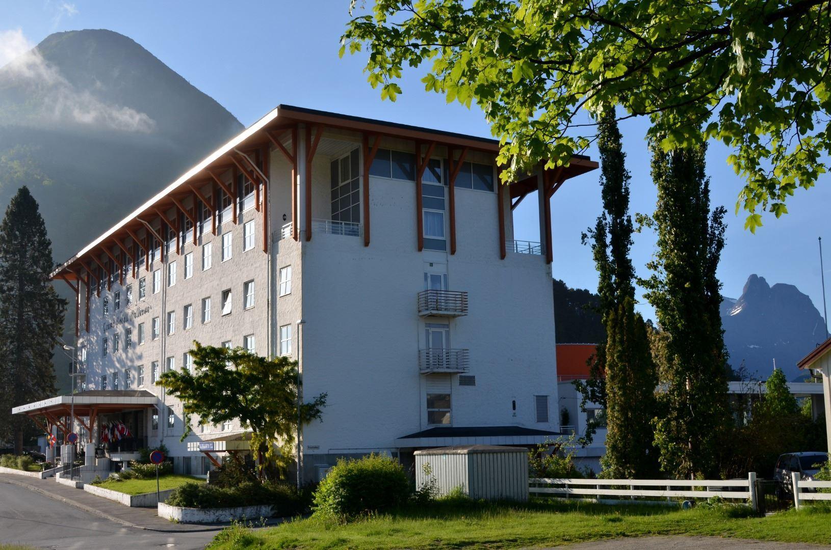 Grand Hotel i Romsdalen