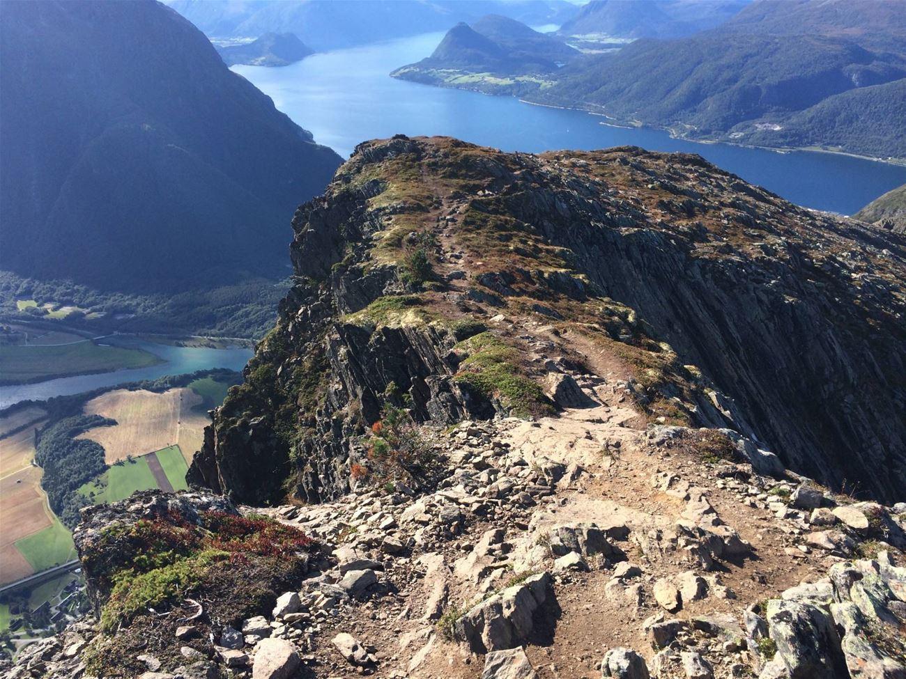 Trollveggen i Romsdalen